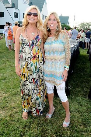 Debra Halpert, Marcy Simon<br /> photo by Rob Rich © 2010 robwayne1@aol.com 516-676-3939