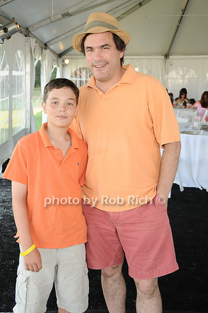 Fimbarr Slonim, Jeff Slonim<br /> photo by Rob Rich © 2010 robwayne1@aol.com 516-676-3939