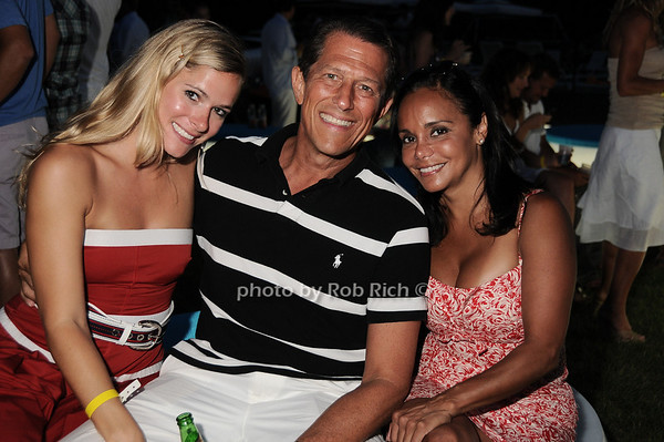 Jessica Anderson,  Bruce Galloway, Maria Lopez