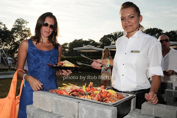 May Miller, Ewelina Cichocka<br /> photo by Rob Rich © 2010 robwayne1@aol.com 516-676-3939