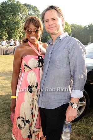 Star Jones, Jason Binn<br /> photo by Rob Rich © 2010 robwayne1@aol.com 516-676-3939