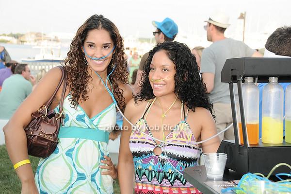 Tania Gomez, Jessica Lee<br /> photo by Rob Rich © 2010 robwayne1@aol.com 516-676-3939