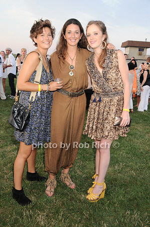 Georgie Wolffer , Joey Wolffer, Kate Ryder<br /> photo by Rob Rich © 2010 robwayne1@aol.com 516-676-3939