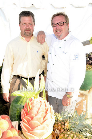 Loyd Van Horn , Chef Robbin Haaz