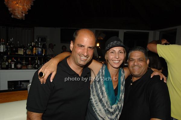 Tommy Dartine, Cassie Cole and Phil Adirzzand