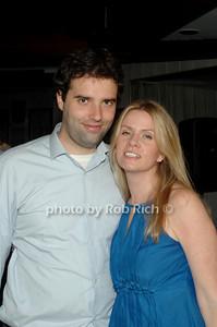 Megan Sullivan and Inigo Bengoechea