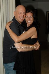 Steve Kasuba and Susan Slocum