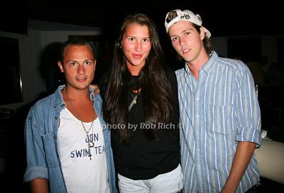 PJ Monte, Alex De la Vega, Gabe Byer photo by Jakes for Rob Rich  © 2010 robwayne1@aol.com 516-676-3939