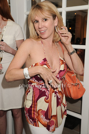 Ramona Singer<br /> at the Grand Opening of Serafina Restaurant in Easthampton on 6-12-10.