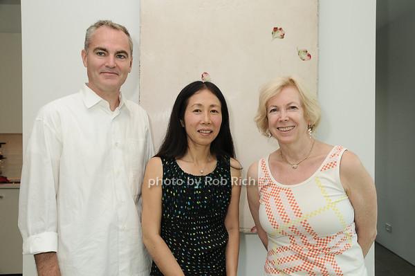 Michael Morris, Yoshiko Sato, Edie Landeck<br /> photo by Rob Rich © 2010 robwayne1@aol.com 516-676-3939