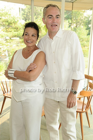 Gloria Reiss, Michael Morris<br /> photo by Rob Rich © 2010 robwayne1@aol.com 516-676-3939
