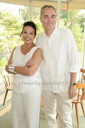Gloria Reiss, Michael Morris<br /> photo by Rob Rich © 2010 robwayne1@aol.com 516-676-3939