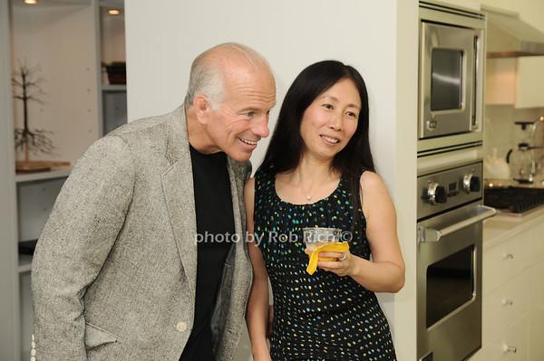 Gary DePersia, Yoshiko Sato<br /> photo by Rob Rich © 2010 robwayne1@aol.com 516-676-3939