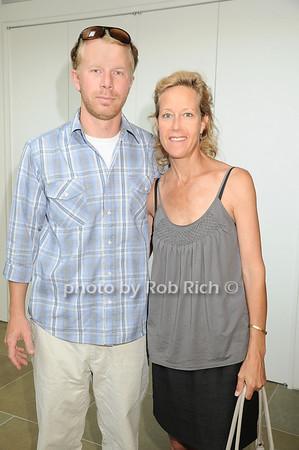 Bill Rizzi, Sara Nightingale<br /> photo by Rob Rich © 2010 robwayne1@aol.com 516-676-3939