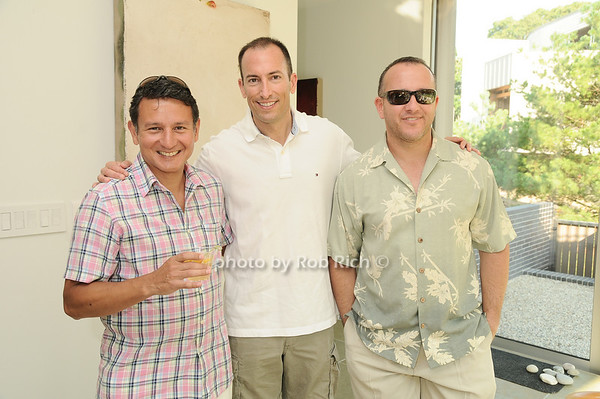 Armando Nunez, Frank Miletta, Melvin Rosado<br /> photo by Rob Rich © 2010 robwayne1@aol.com 516-676-3939