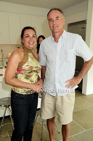 Rosemary Renna, Michael Renna<br /> photo by Rob Rich © 2010 robwayne1@aol.com 516-676-3939