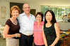 Elizabeth Pederson,Warren Baker, Sally Baker, Yoshiko Sato<br /> photo by Rob Rich © 2010 robwayne1@aol.com 516-676-3939