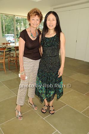Elizabeth Pederson, Yoshiko Sato