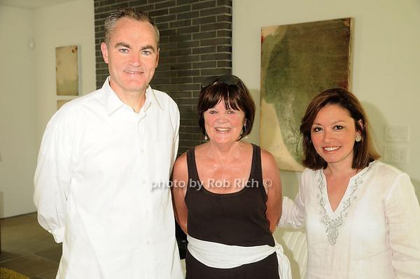 Michael Morris, Mary Dwyer, Penelope Moore
