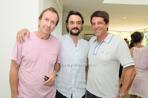 Sven Bodin, Antonio Murado, John Gray<br /> photo by Rob Rich © 2010 robwayne1@aol.com 516-676-3939