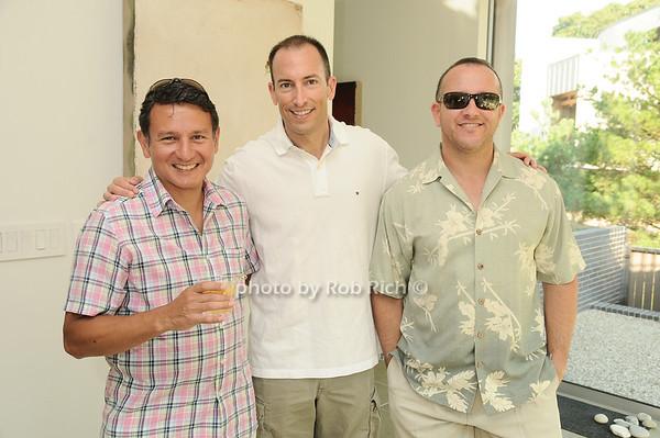 Armando Nunez, Frank Miletta, Melvin Rosado<br /> photo by Rob Rich © 2010 robwayne1@aol.com 516-676-3939