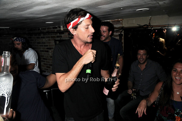 "Simon Rex , aka ""Dirty Nasty"""