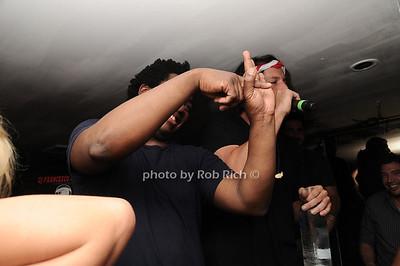 """DJ Reach, Simon Rex , aka """"Dirty Nasty"""" photo by Rob Rich © 2010 robwayne1@aol.com 516-676-3939"""
