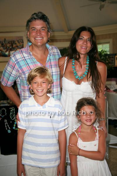 Dirk Tinley, Jean Dalva Tinley, Curran Tinley, Laurel Tinley<br /> photo by Jakes for Rob Rich © 2010 robwayne1@aol.com 516-676-3939