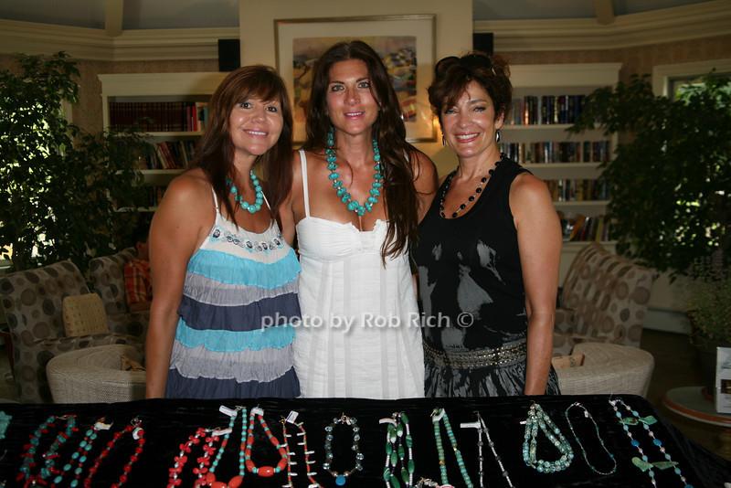 Faith Gomez, Jean Dalva Tinley, Leiza Antonczak<br /> photo by Jakes for Rob Rich © 2010 robwayne1@aol.com 516-676-3939