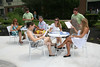Atmosphere-Outside Dining<br /> photo by Jakes for Rob Rich © 2010 robwayne1@aol.com 516-676-3939