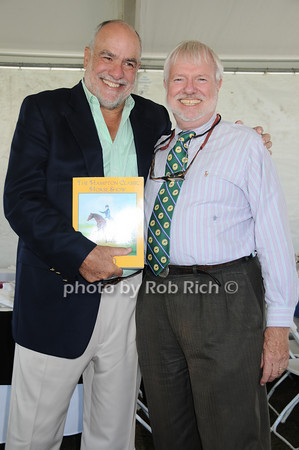 David Susskind, Tony Hitchcock photo by Rob Rich © 2010 robwayne1@aol.com 516-676-3939