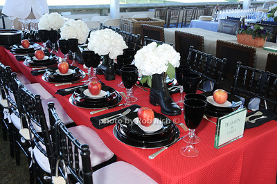 Warren table photo by Rob Rich © 2010 robwayne1@aol.com 516-676-3939