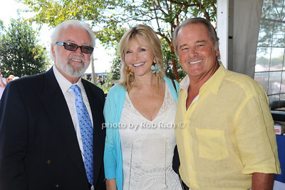 Paul Howe, Judy Gilbert, Rod Gilbert photo by Rob Rich © 2010 robwayne1@aol.com 516-676-3939