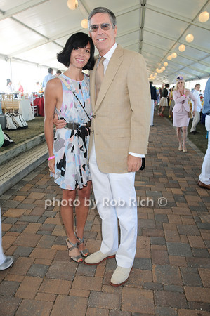 Sydney Oliver, Steve Tanger photo by Rob Rich © 2010 robwayne1@aol.com 516-676-3939