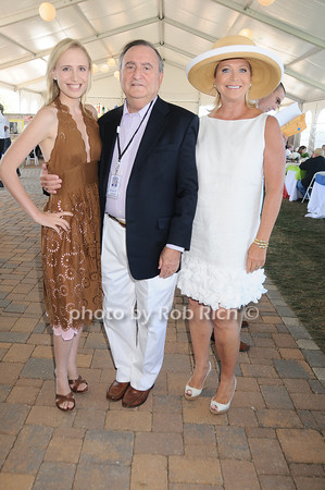 Lindsey Kremer, Jerry Kremer, Suzanne Kremer photo by Rob Rich © 2010 robwayne1@aol.com 516-676-3939