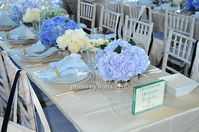 Prudential Douglas Elliman table