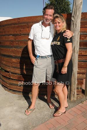 Chris Robbins, Jennifer Faga<br /> photo by Rob Rich © 2010 robwayne1@aol.com 516-676-3939