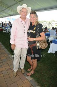 Herb Roberts, Jennifer Faga photo by Rob Rich © 2010 robwayne1@aol.com 516-676-3939