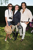 Countess Luann de Lesseps, Victoria de Lesseps, Jacques Azoulay<br /> photo by Rob Rich © 2010 robwayne1@aol.com 516-676-3939