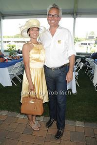 Cassandra Seidenfeld Lyster, Mark Badgley  photo by Rob Rich © 2010 robwayne1@aol.com 516-676-3939