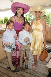 Lucia Hwong Gordon, children, Cassandra Seidenfeld Lyster photo by Rob Rich © 2010 robwayne1@aol.com 516-676-3939