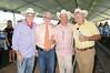 David Yurman, Paul Howe, Herb Roberts, guest<br /> photo by Rob Rich © 2010 robwayne1@aol.com 516-676-3939