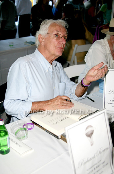 Richard Reeves<br /> at the 6th.Annual Authors Night at the East Hampton Library in East Hampton on August 14, 2010. photo by Jakes for Rob Rich/SocietyAllure.com