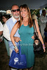 Bobby Zarin, Jill Zarin<br /> at the 6th.Annual Authors Night at the East Hampton Library in East Hampton on August 14, 2010. photo by Jakes for Rob Rich/SocietyAllure.com