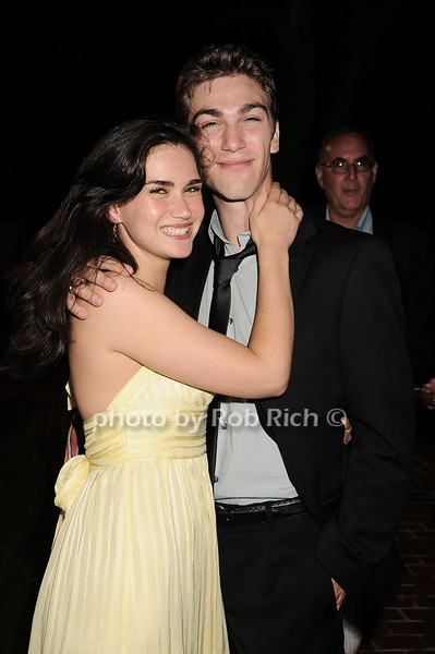 "Georgia Warner, Oliver Singer<br /> at  the after party for ""EQUUS"" @Guild Hall  in East Hampton on June11, 2010."