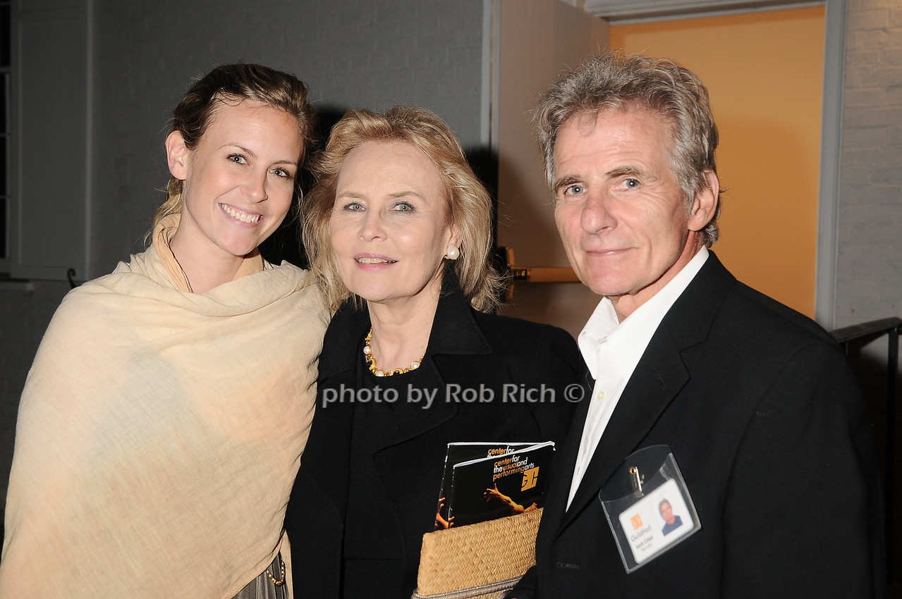 Catherine Johnson, Cornelia Sharpe Bregman, Jack Crispi