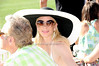 Suzanne Murphy attends the Mercedes Benz Polo Challenge at BlueStar Jets field in Bridgehampton on July 31, 2010. photo by Rob Rich/SocietyAllure.com
