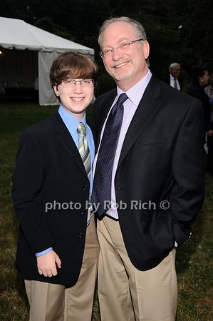 Sam Gochman, Rob Gochman<br /> photo by Rob Rich © 2010 robwayne1@aol.com 516-676-3939