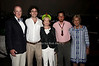 Jeff Hughes, Marcio Szcucman, Barbara Slifkin, Klecer  Georgia Hughes<br /> photo by Rob Rich © 2010 robwayne1@aol.com 516-676-3939