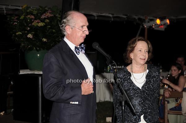 Jeff Hughes, Barbara Slifkin<br /> photo by Rob Rich © 2010 robwayne1@aol.com 516-676-3939